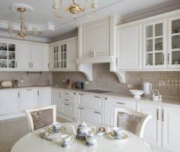 Кухня Бланка Белая