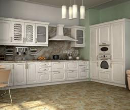 Кухня Лорена угловая