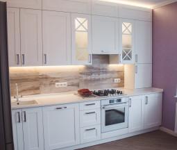 Кухня Сабина белая