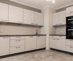 Кухня Синабон белая