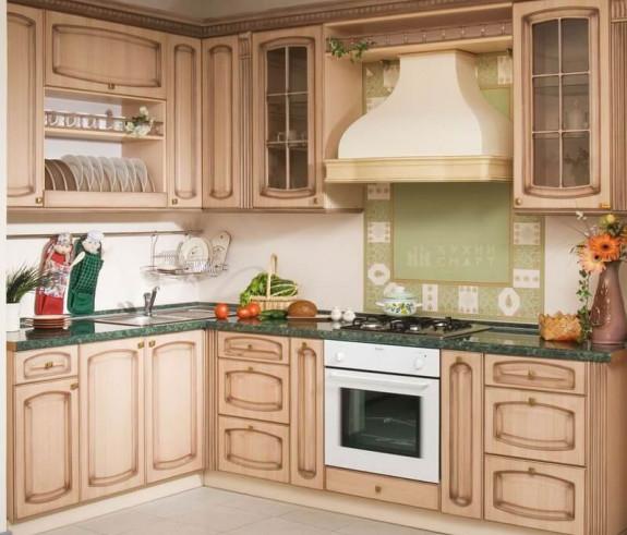 Кухня Терра угловая
