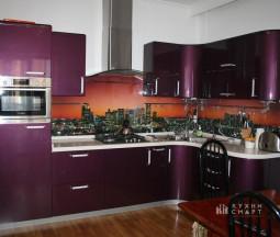 Кухня Нью-Йорк угловая
