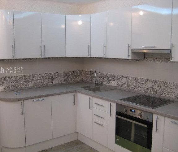 Кухня София белая