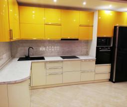 Кухня Солана Желтая