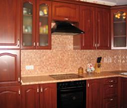 Кухня в стиле Верона